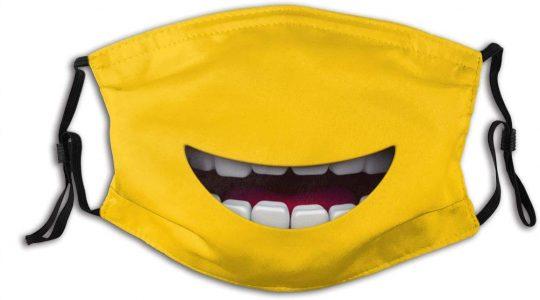 Minion Mask