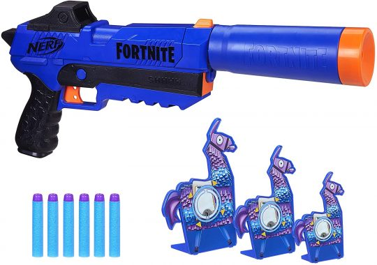 NERF Fortnite Sp-R Blaster