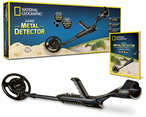 National Geographic Jr. Metal Detector