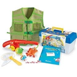 Learning Resources Fishing Kit