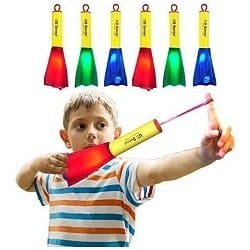 Foam Finger Rockets