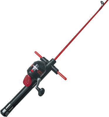 Zebco Star Wars Kylo Ren Fishing Pole