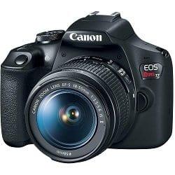 Canon T7 DSLR