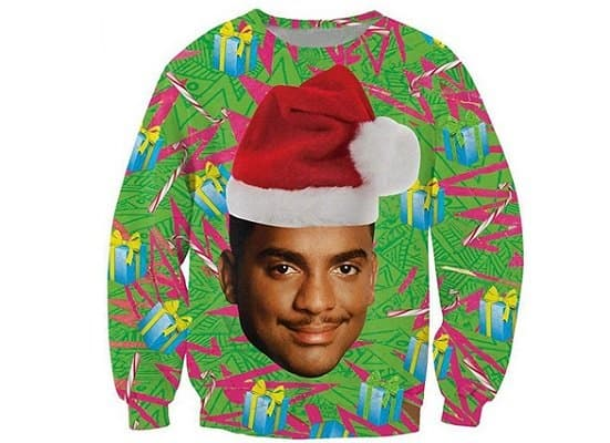 Carlton Christmas Sweater