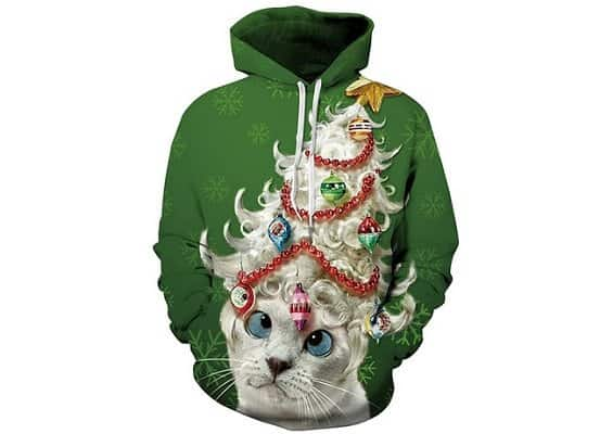 Cat Tree Sweatshirt