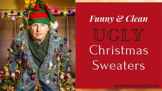 Funny and Clean Ugly Christmas Sweaters