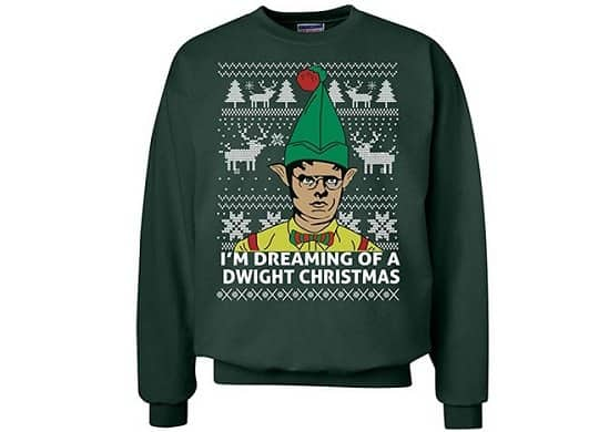 Dwight Christmas Sweater