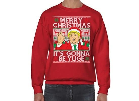 Gonna be Yuge Sweatshirt
