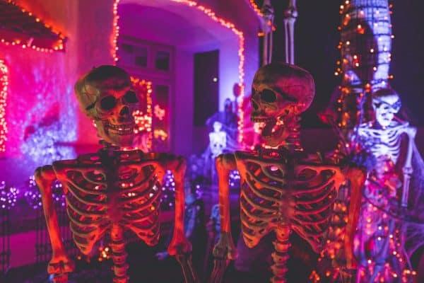 Covid Halloween Decorations