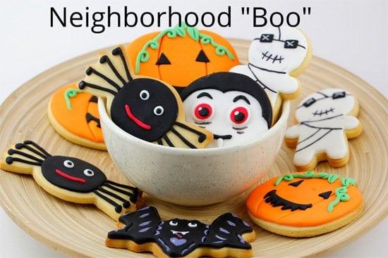 Neighborhood Halloween Boo