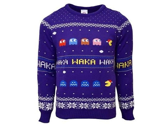 Pac-Man Sweater