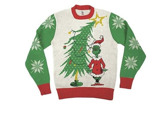 The Grinch Christmas Sweater