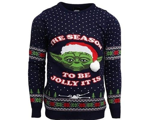 Yoda Christmas Sweater