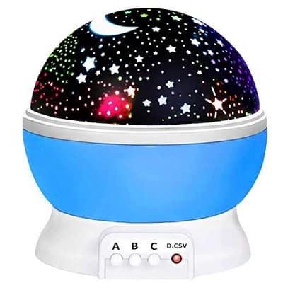 ATOPDREAM Moon Star Projector Light