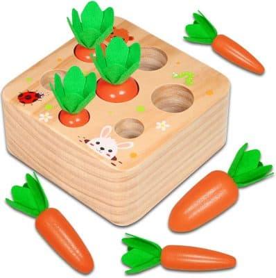 Aitbay Carrots Harvest Sorting Game