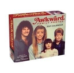 Awkward Family Photos Calendar