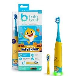 Baby Shark Singing Toothbrush