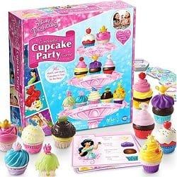 Princess Cupcake Party