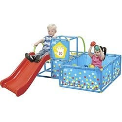 Eezy Peezy Jungle Gym Play Set