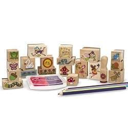 Fairy Garden Stamp Set