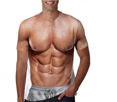 Fake Muscle T-shirt