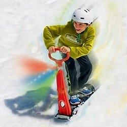 GeoSpace LED Ski Skooter
