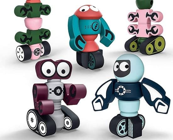 Gifts2U Stacking Robots Toy