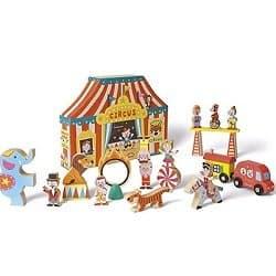 Janod Circus Box