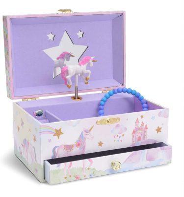 Jewelkeeper Musical Jewelry Box