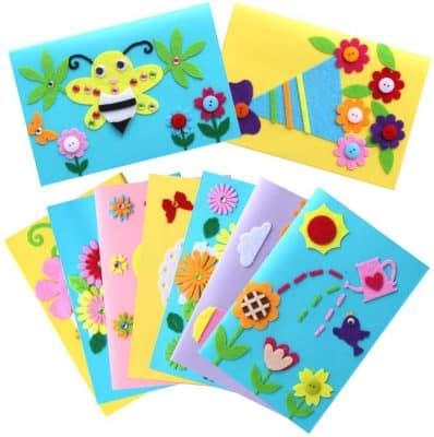 Kids Greeting Card Making Kit