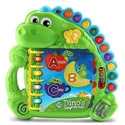 LeapFrog Dino's Alphabet Book