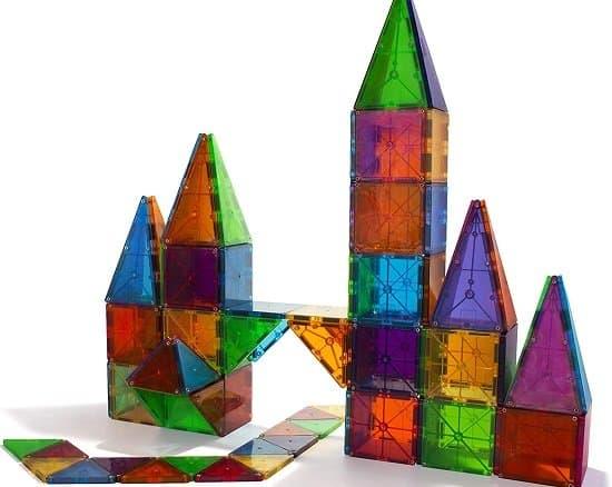 Magna-Tiles Magnetic Building Tiles
