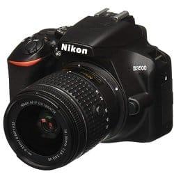 Nikon D3500 DSLR Camera Kit