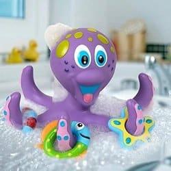 Nuby Octopus Bath Toy