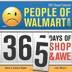 People of Walmart Calendar