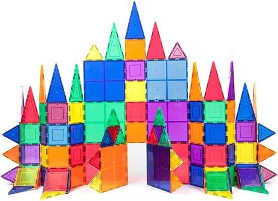 PicassoTiles Magnetic Building Tiles