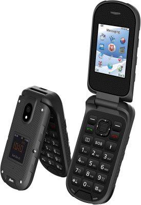 Plum Ram 8 4G Flip Phone