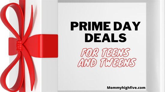 Early Prime Day Deals for Highschoolers