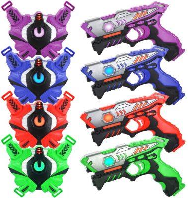 TINOTEEN Laser Tag Guns