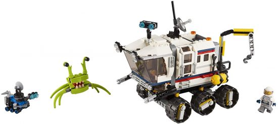 3-in-1 Space Rover Explorer 31107