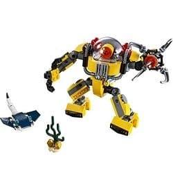 3in1 Underwater Robot 31090