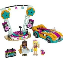 Andrea's Car & Stage Playset 41390