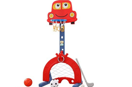 5 in 1 Sports Activity Center