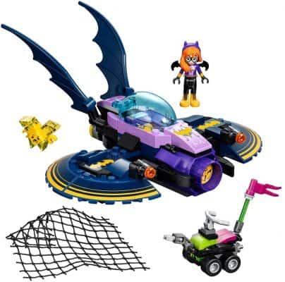 Batgirl Batjet Chase 41230