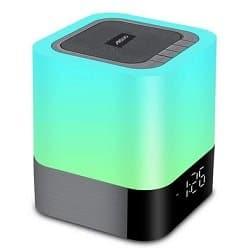 Bluetooth Speaker Alarm Clock