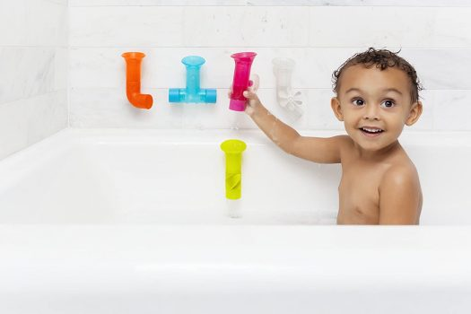 Building Bath Pipes Toy