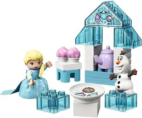 DUPLO Elsa and Olaf's Tea Party 10920