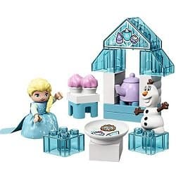 Elsa and Olaf's Tea Party 10920