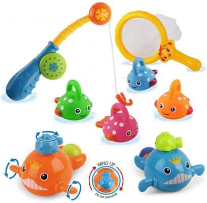 Fishing Bath Toys