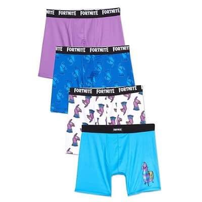 Fortnite Boys' Boxer Brief Set